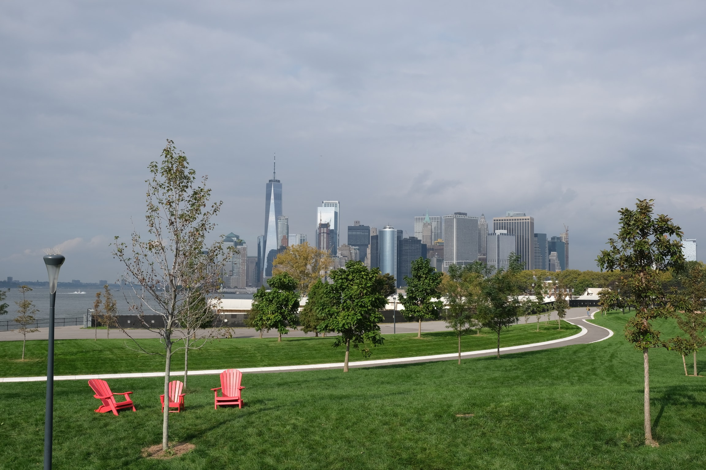 Photo of Balade à Governors Island