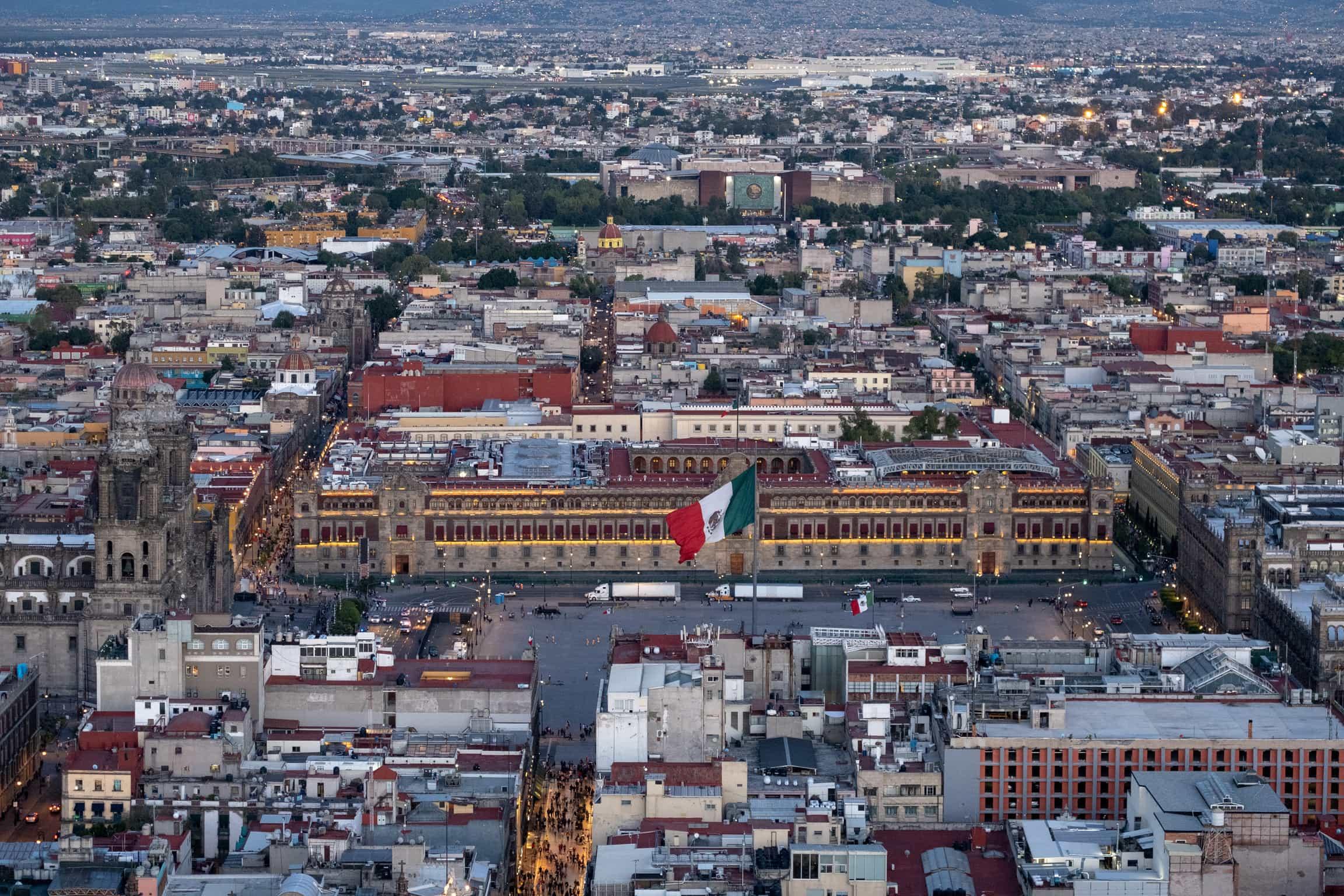 Place El Zócalo