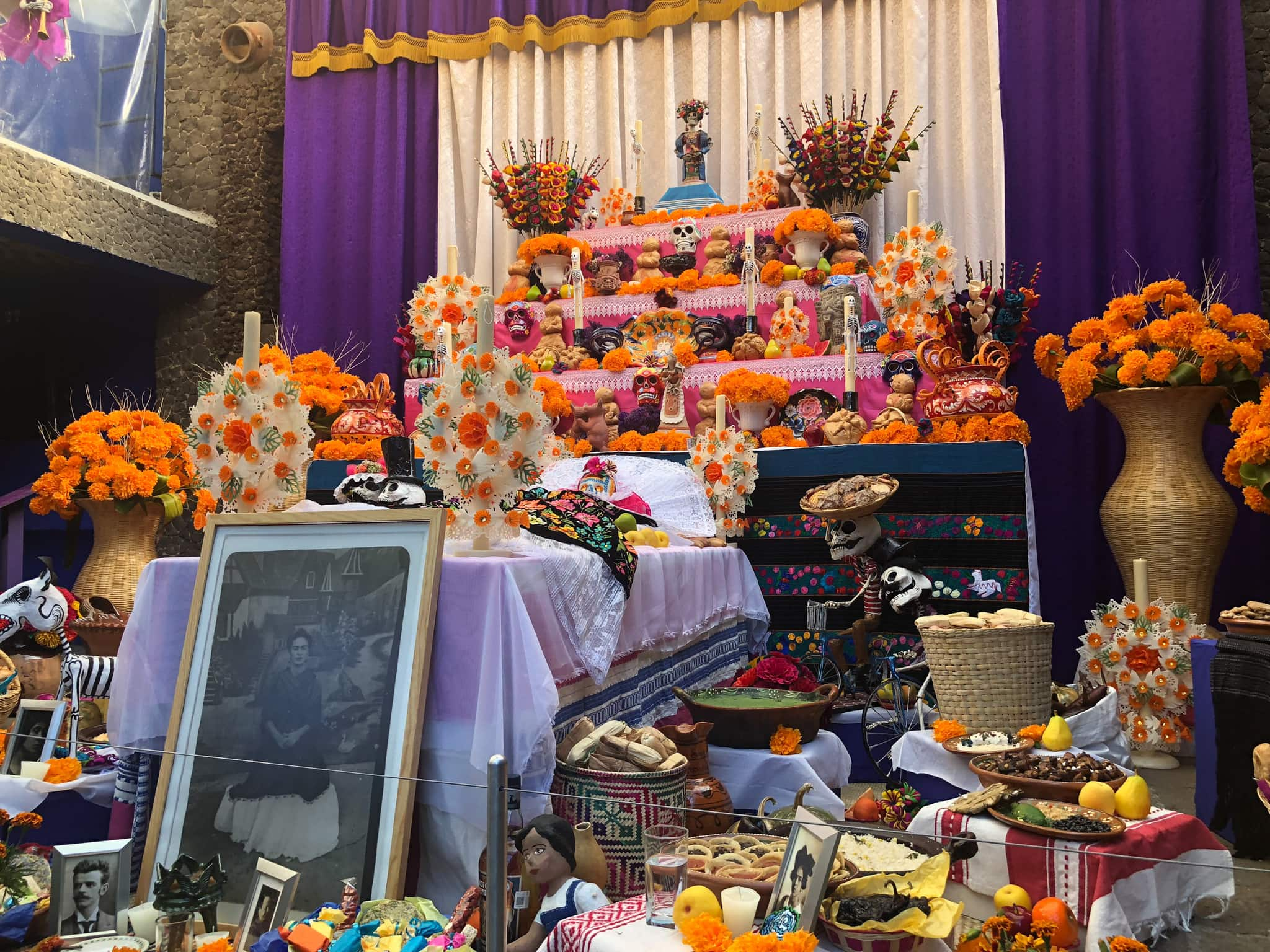 Photo of Comment fêter El Dia de los Muertos au Mexique
