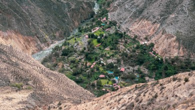 Photo of Trek de 3 jours dans le Canyon de Colca