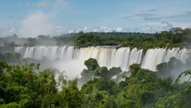 Photo de Visiter les Chutes d'Iguazú : le parc national argentin