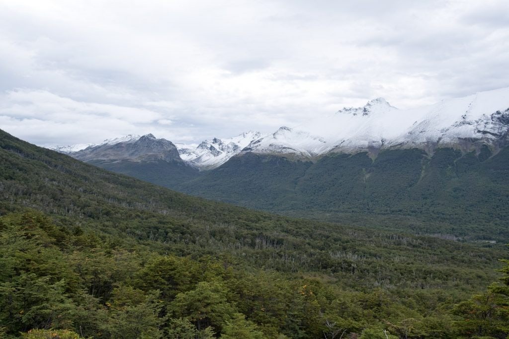 Pampa Alta - Ushuaia