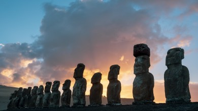 Photo de Découvrez les mystères de l'île de Pâques
