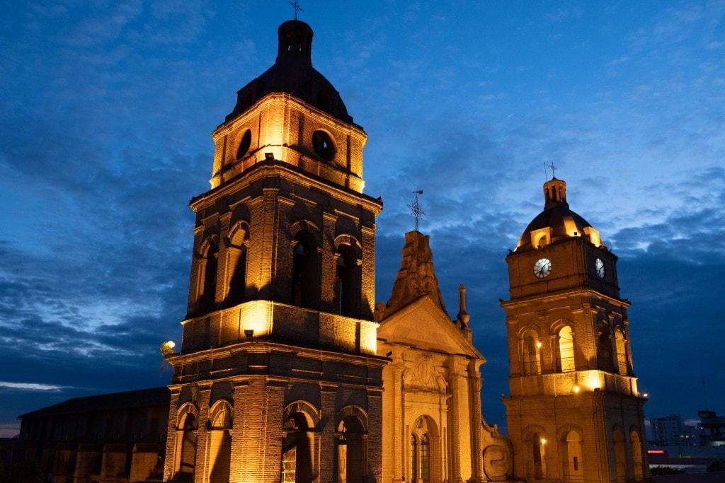 Cathédrale de Santa Cruz