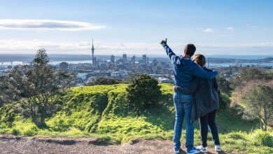 Photo of Visite d'Auckland, la ville des voiles