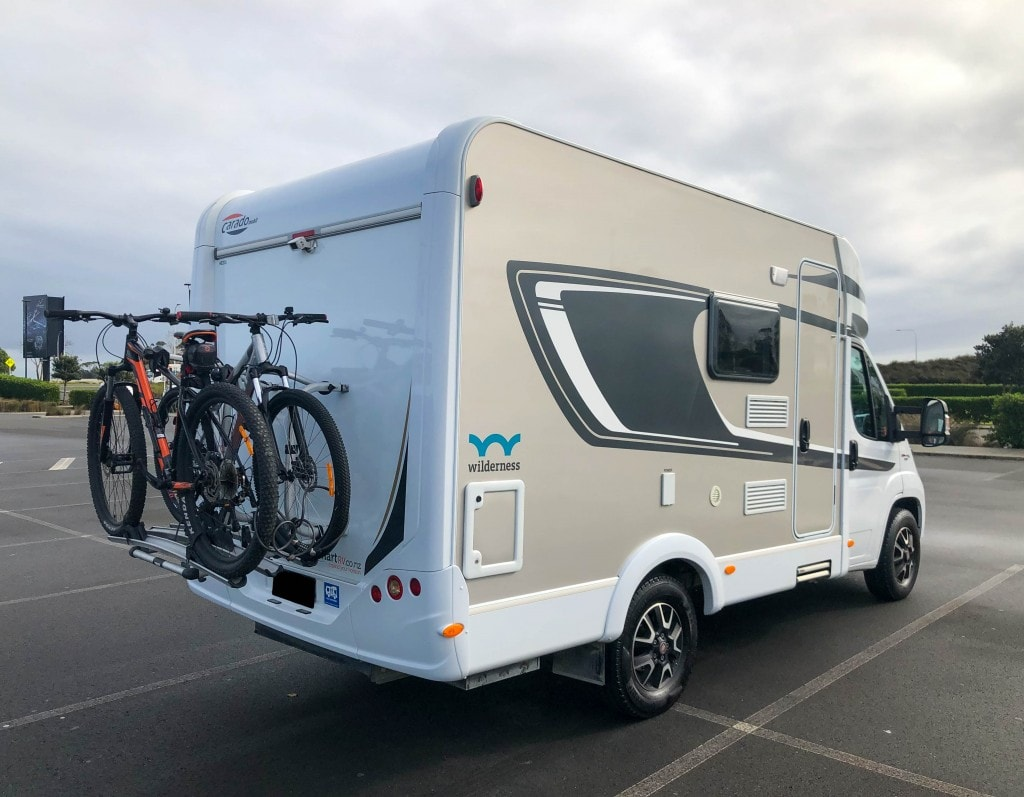 Camping car pour notre road-trip