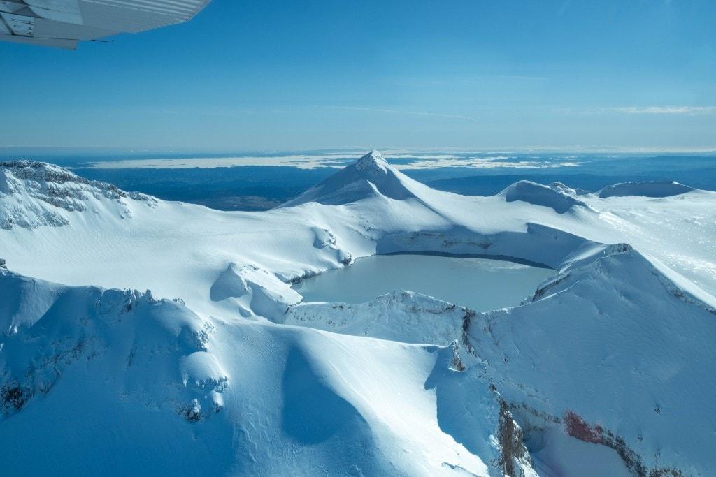 Le mont Tongariro
