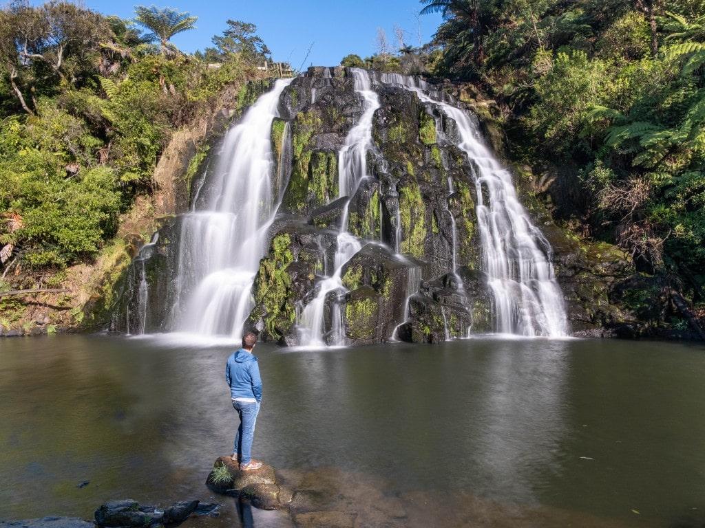 Cascade de Owharoa