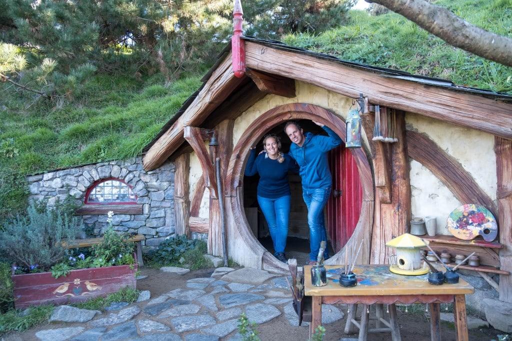 Petite maison dans Hobbiton